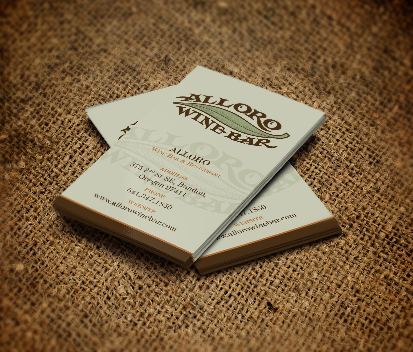 Elegant, Serious Business Card Design by BF | Design #993419