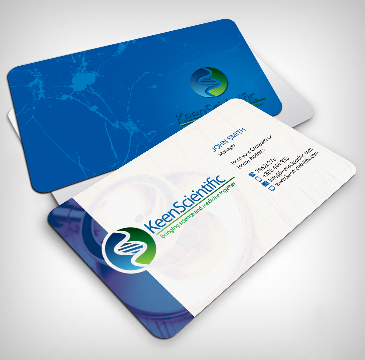 Business Card Design By Nuhanenterprise For Andra Blomkalns | Design  #3831656