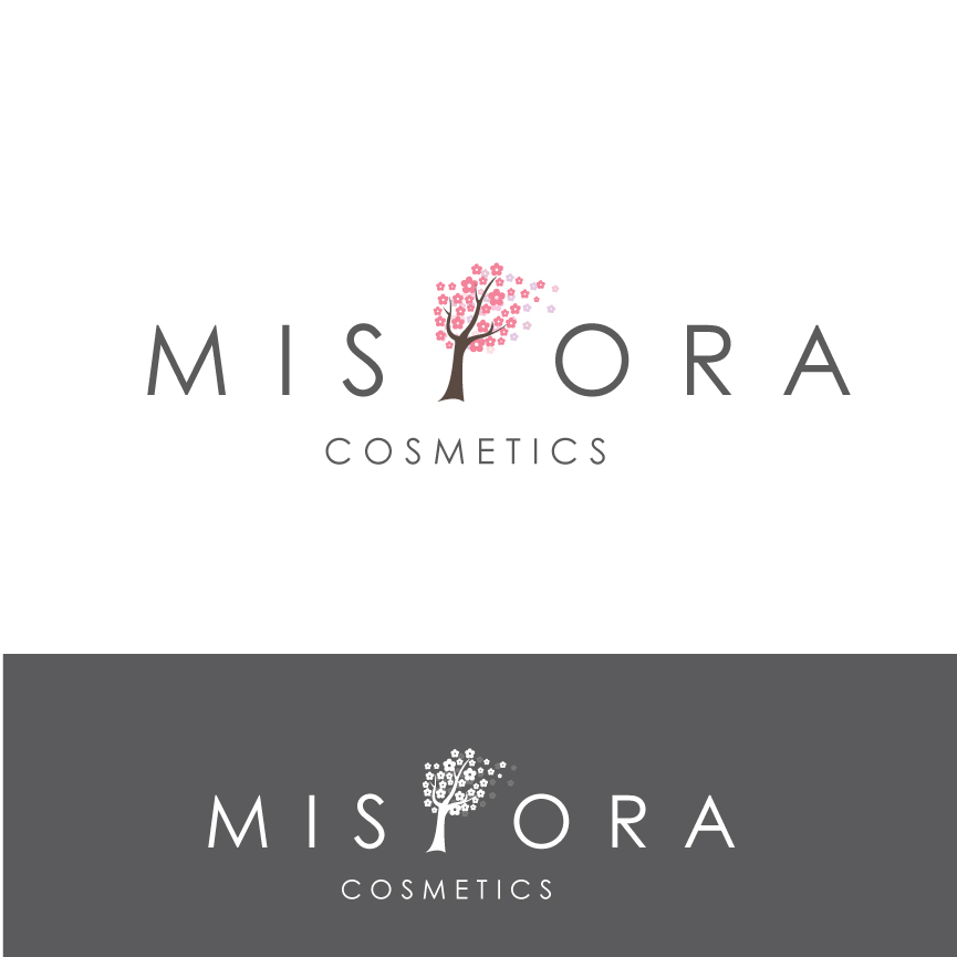 Cosmetics Logo Design for Misora Cosmetics by J  Brandt