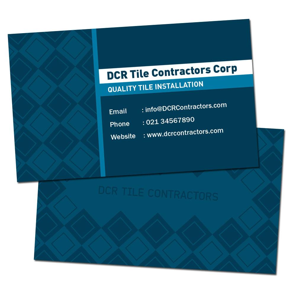 Business Card Design for CARLOS rodrigo by mckydesign Design