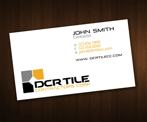 Business Card Design By Zeta