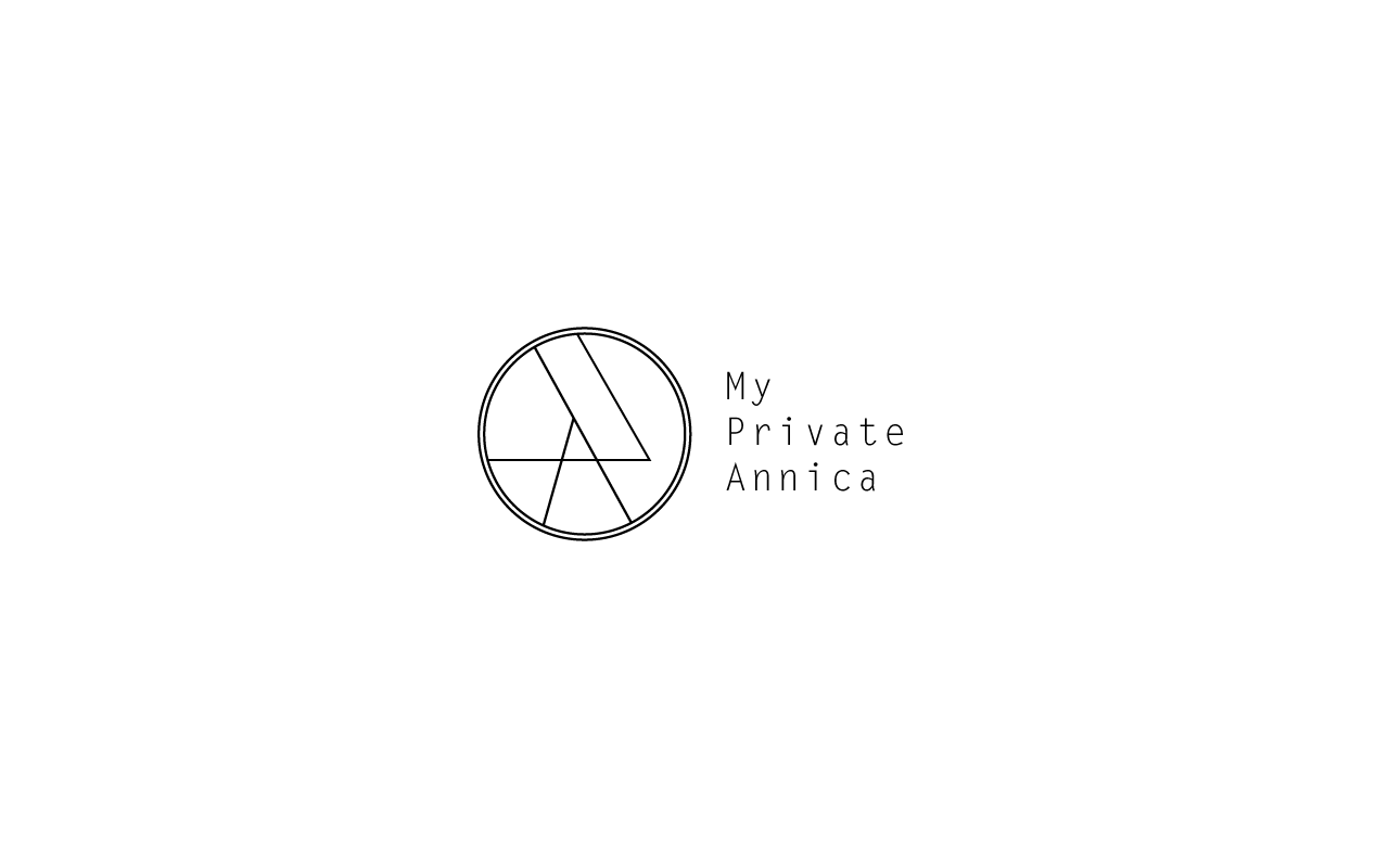Fashion Logo Design For My Private Annica By Abelian Design 3776175