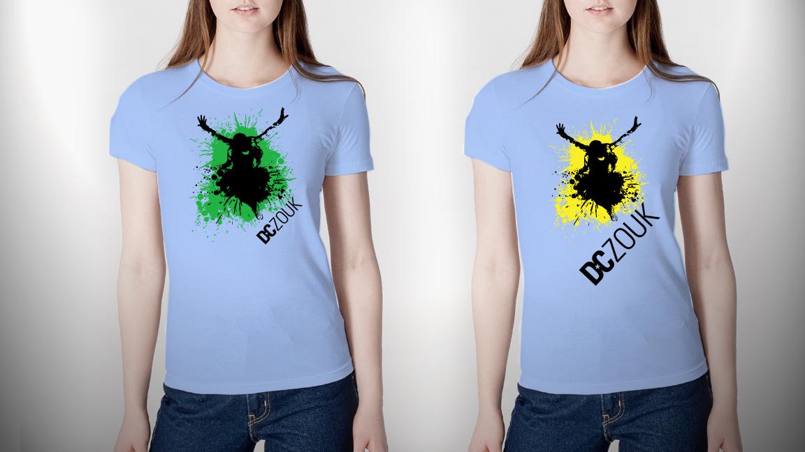 Festival t shirt design for dczoukfestival by for T shirt design festival