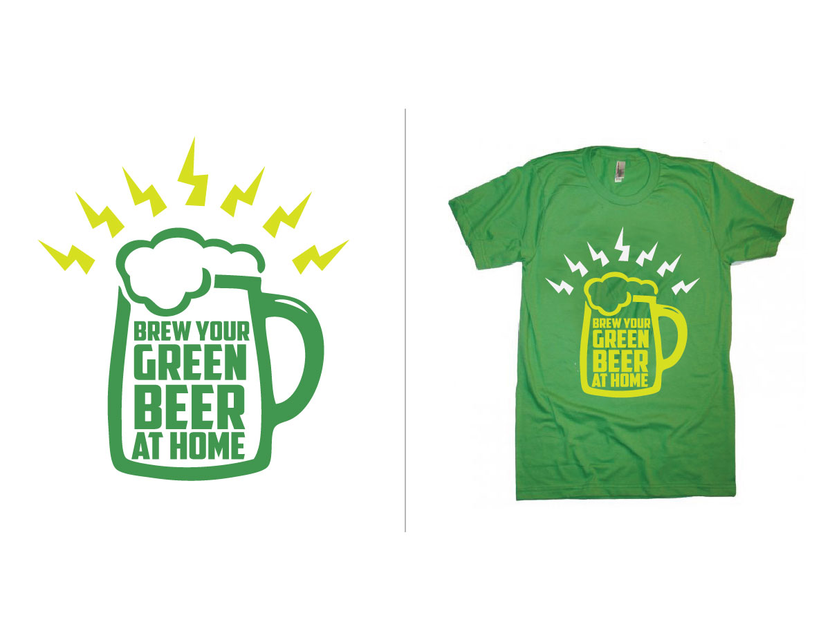 It Company T-shirt Design for Electric Brewing Supply, LLC by RDX ...