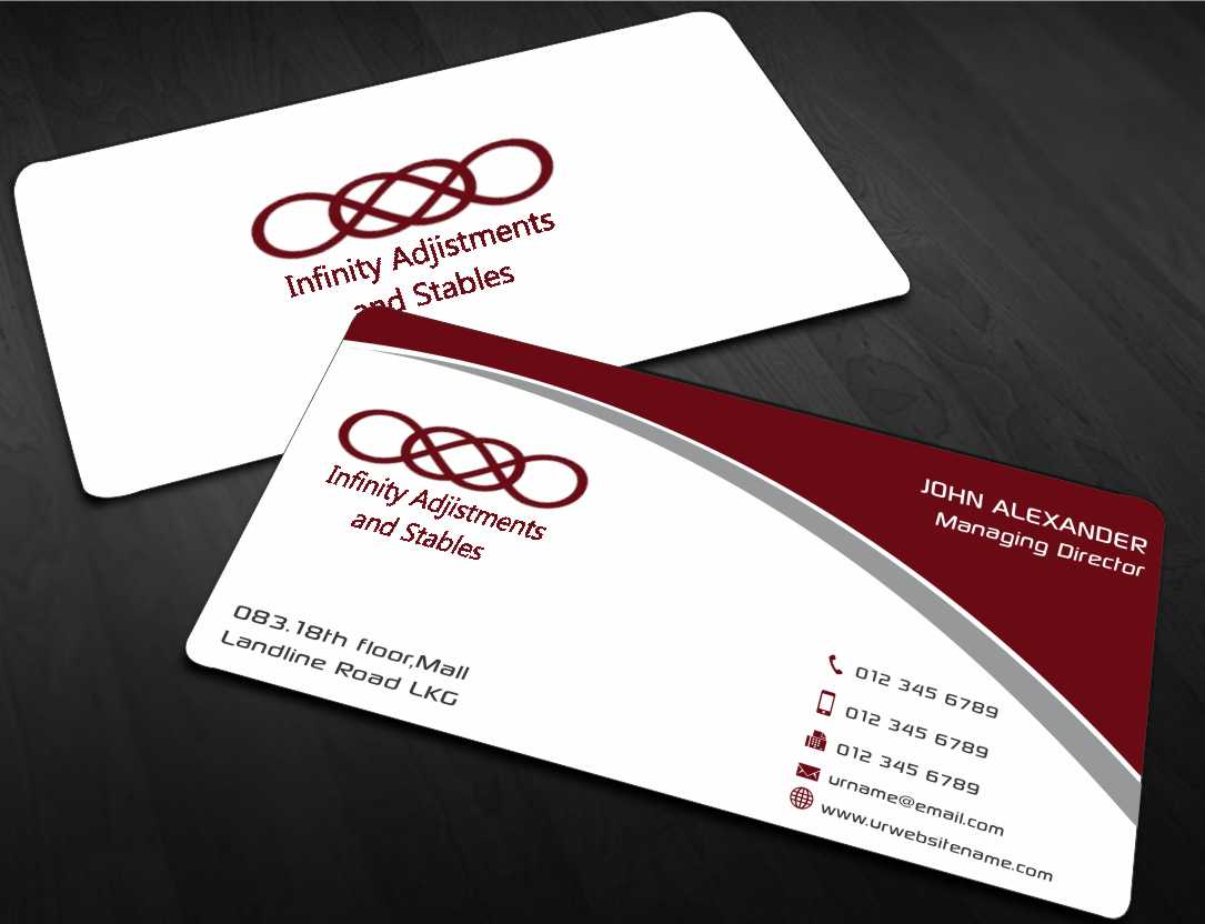 Business Business Card Design for a Company by Web Special | Design ...