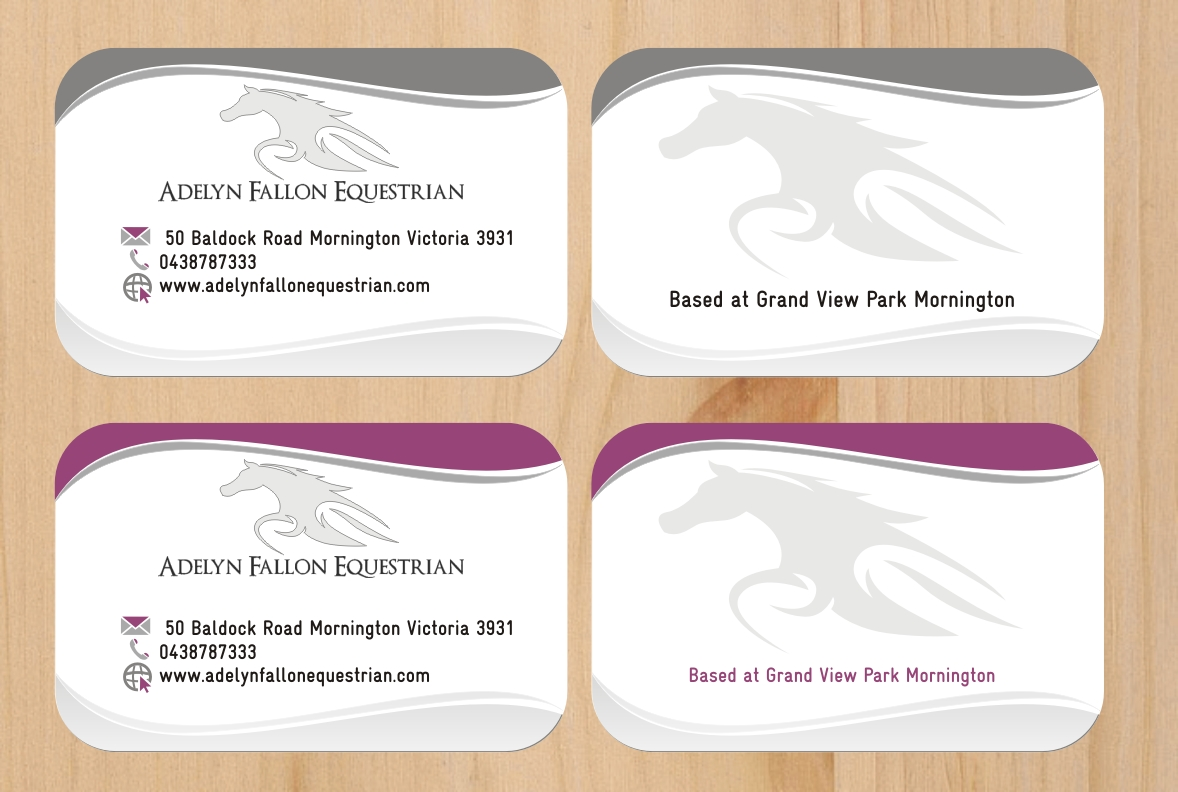 Business Business Card Design for a Company by Haleem   Design #3819475