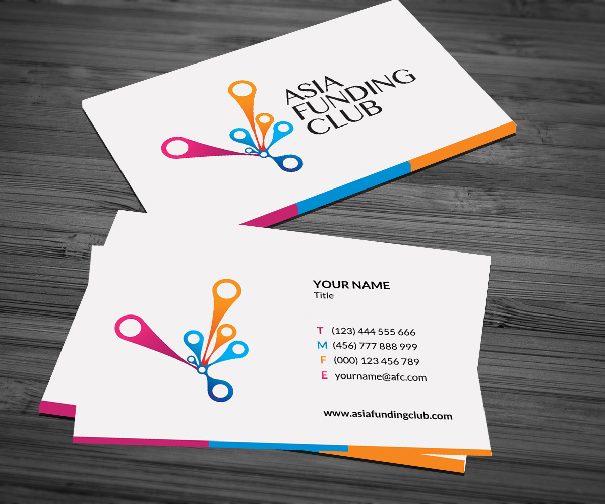 20 Crowd Business Card Designs | It Company Business Card Design ...