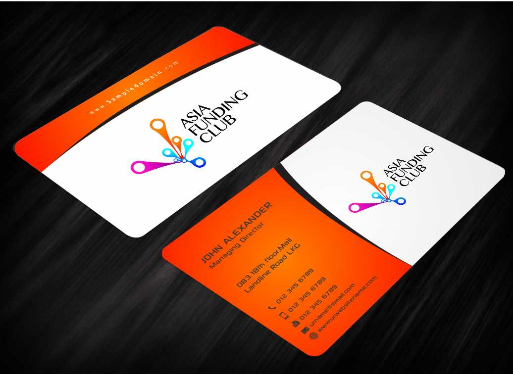 Business Card Design for Kok Chuan Lim by xtremecreative45 ...