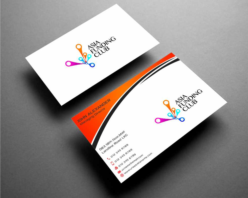 It Company Business Card Design for a Company by xtremecreative45 ...
