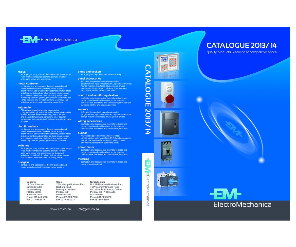 Serious, Professional Catalogue Design design for Richard ...