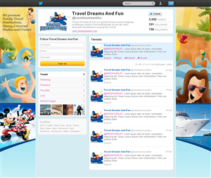 Twitter Design by Smart - Twitter Design Project