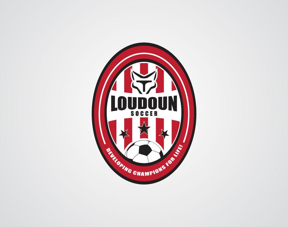 Logo Design for a Loudoun Soccer Team by SERO