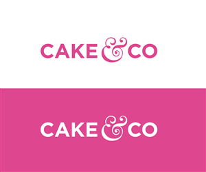Logo Design by JoGraphicDesign - Logo for new business - Cake & Co