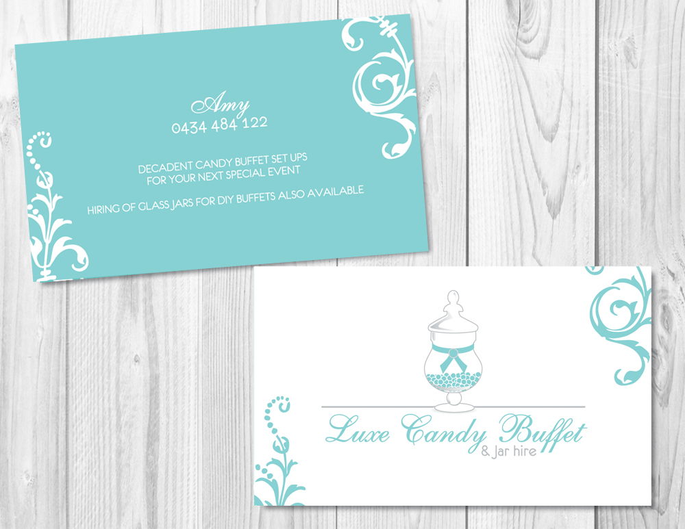 Business Card Design for amy tran by Sam   Design #3829731