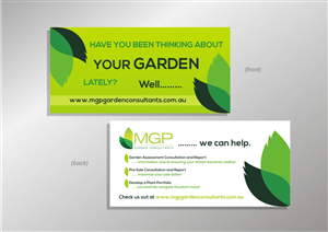 Garden Flyer Design Galleries for Inspiration