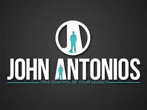 Logo Design by Jonny Stanback - Logo - Personal Brand - John Antonios