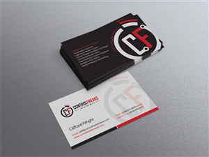 Business Card Design by diRtY.EMM - ********Control Freaks Hawaii Needs A Business ...