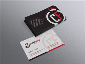 87 upmarket business card designs security business card design business card design by dirtyemm for control freaks hawaii design 4066336 reheart Gallery