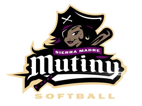 build logo design for sierra madre mutiny softball by sk design rh designcrowd com softball jersey logo maker Softball Vector