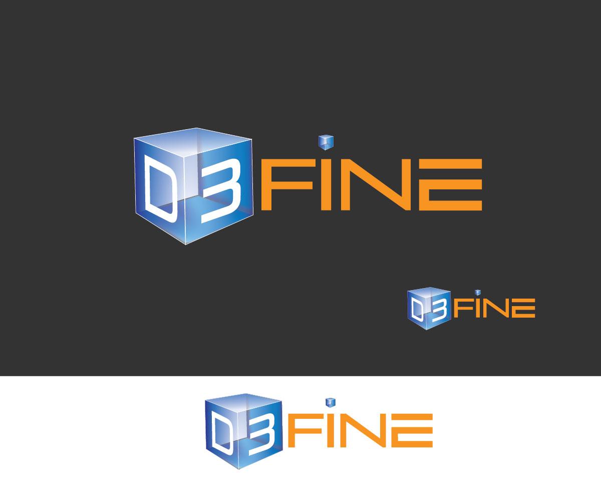 Modern professional building logo design for d3fine by for Professional building designer