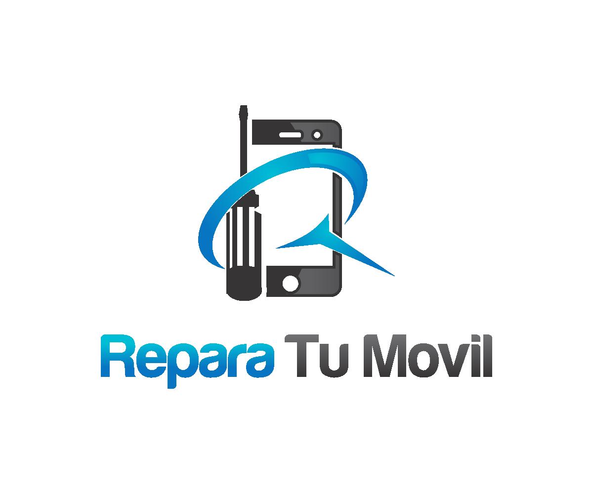 Modern Masculine It Company Logo Design For Repara Tu Movil By