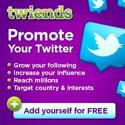 Banner Ad Design by hashwednesday - Promote Your Twitter