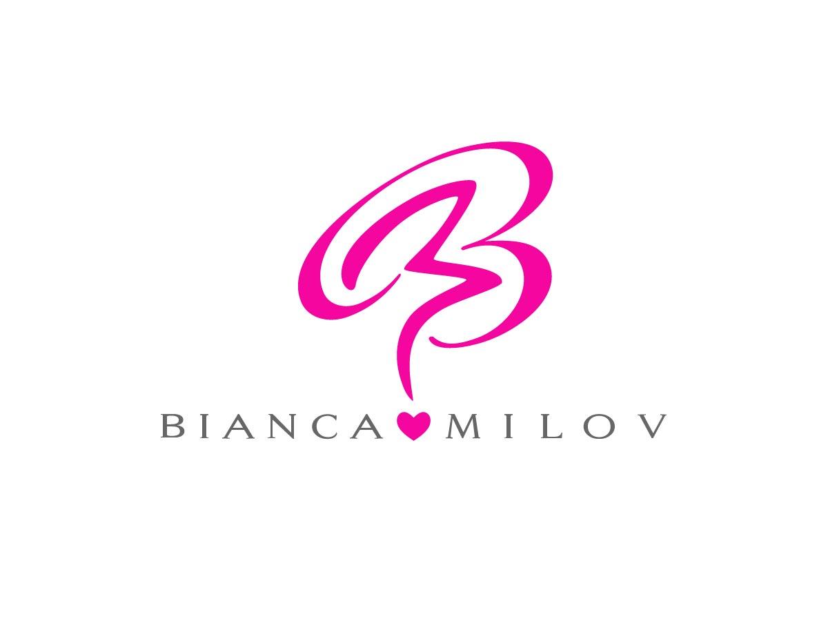 318 Masculine Modern Jewelry Logo Designs for Bianca Milov ...