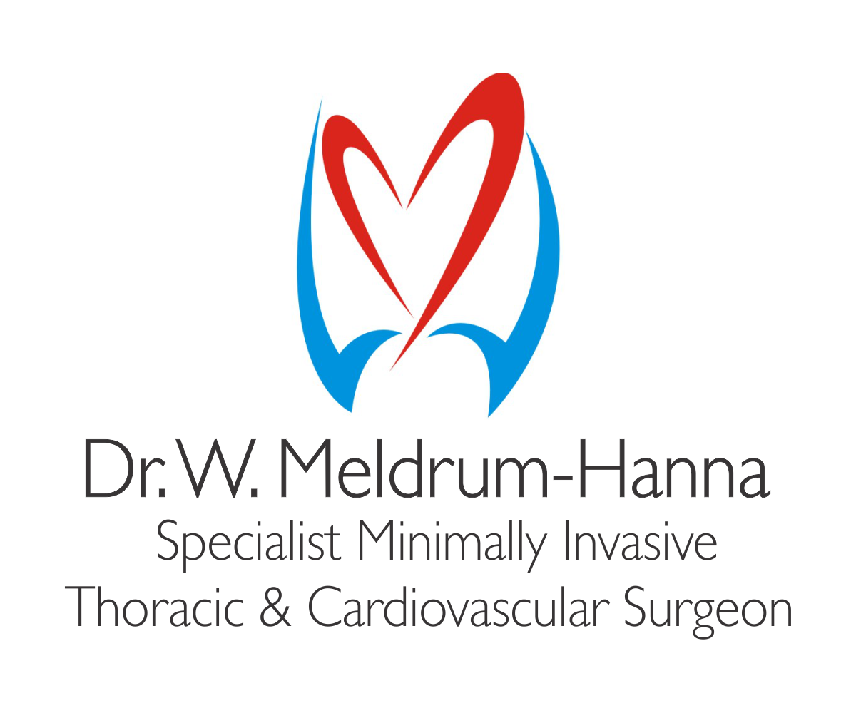 Senior Heart And Lung Specialist Surgeon Requires An Arresting Logo 12 Logo Designs For Dr W Meldrum Hanna Specialist Minimally Invasive Thoracic Cardiovascular Surgeon