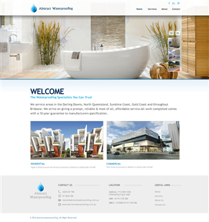 Wordpress Design by TechWise - Website Remake