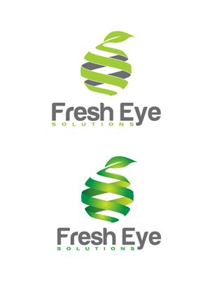 Logo Design by costur - Fresh Eye Solutions - New Business Consultancy ...