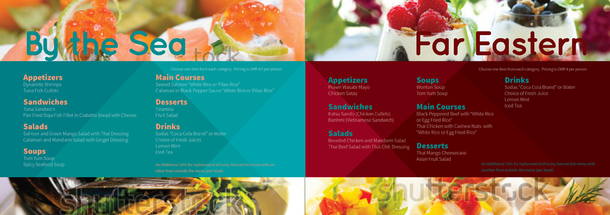 Catering Graphic Design for a Company by INGA DESIGN | Design #3850617