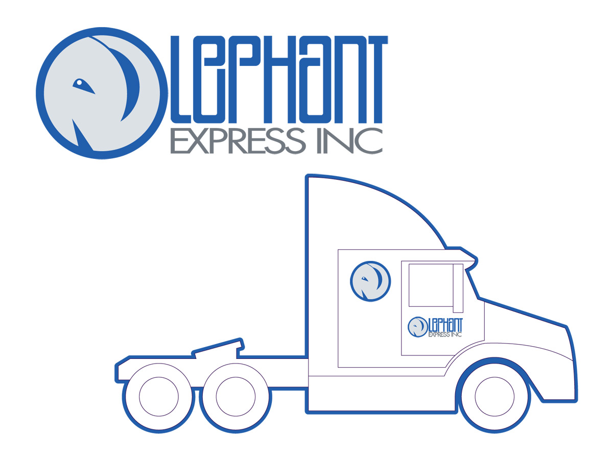 Brand new Conservative, Masculine, Safety Logo Design for Olephant Express  EO87