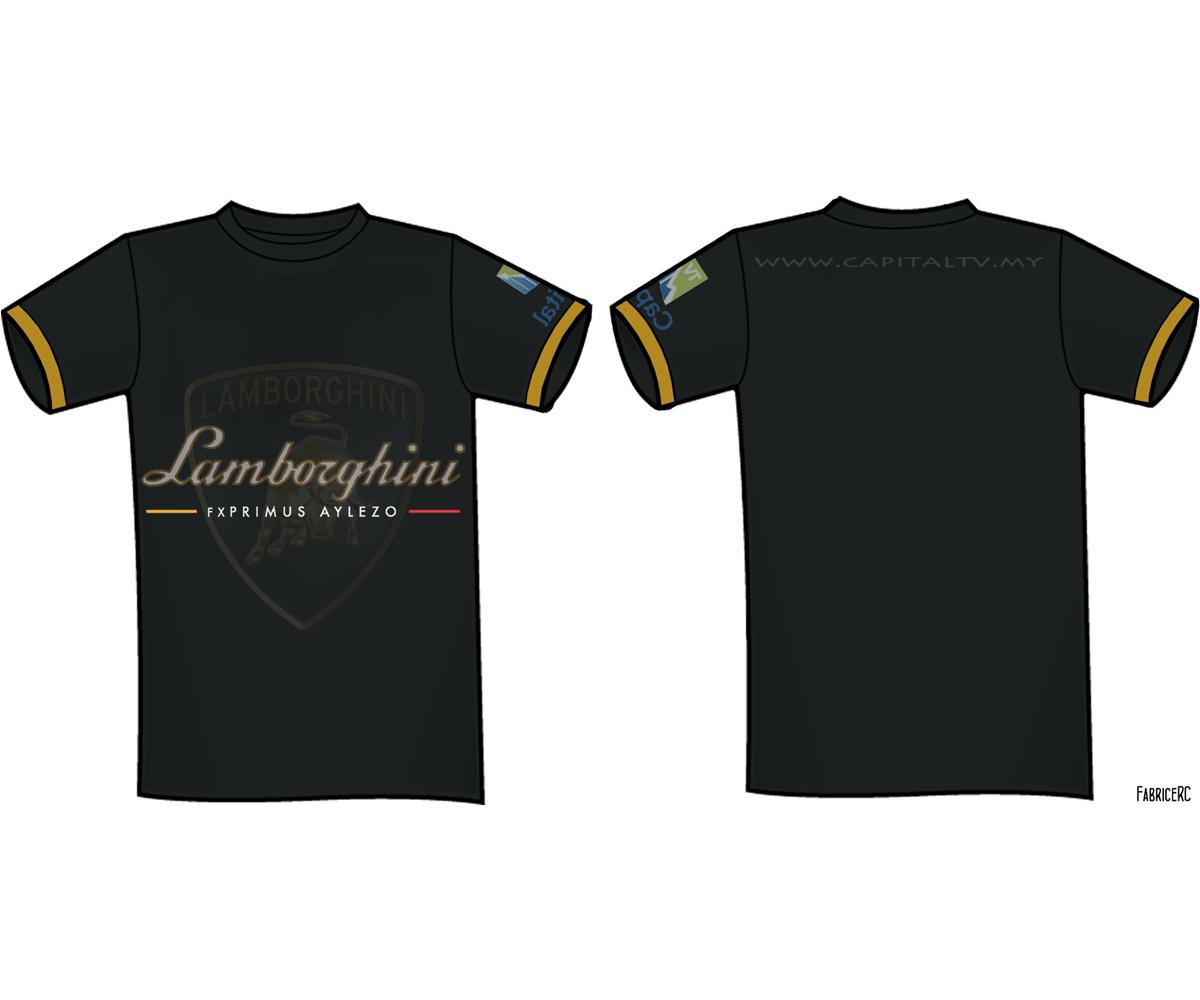 Shirt design online malaysia - T Shirt Design By Fabricerc For Design For Gt Racing Team Shirt Design