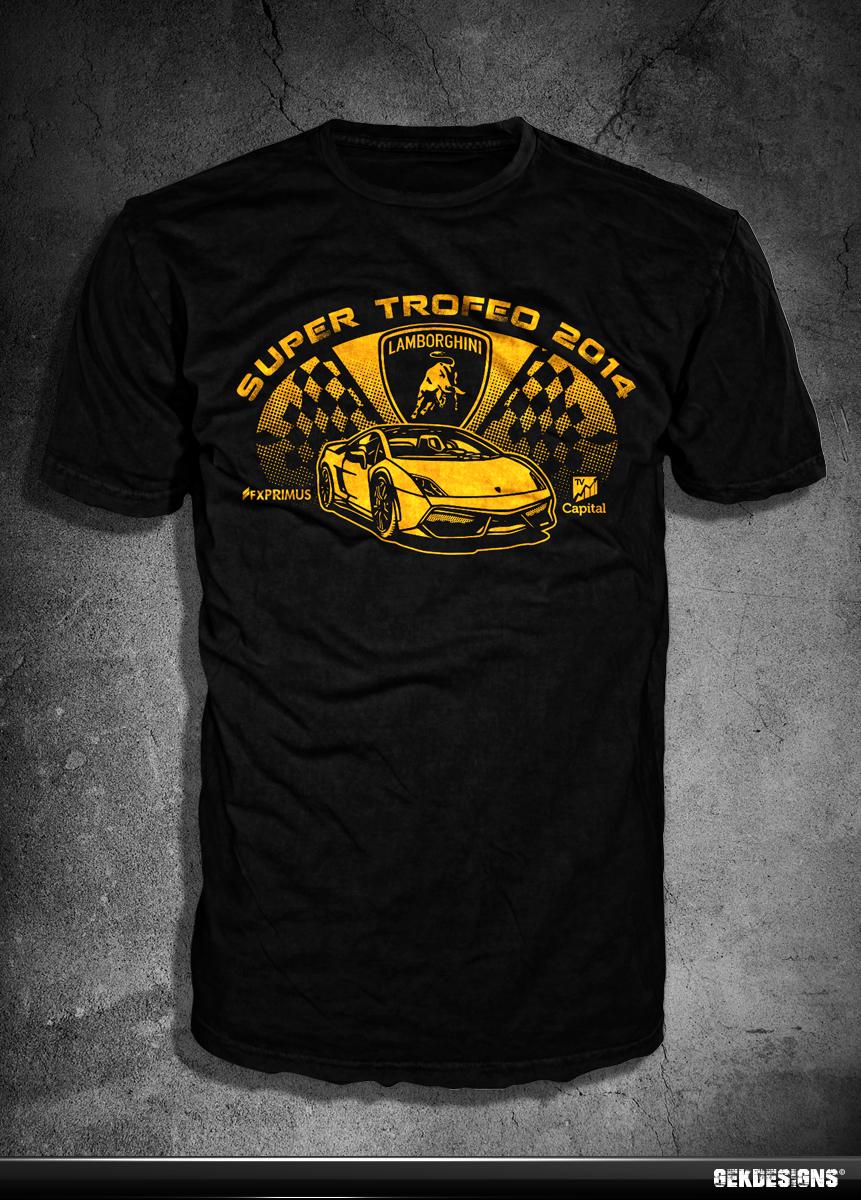 Shirt design online malaysia - T Shirt Design By Gek For Design For Gt Racing Team Shirt Design
