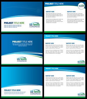 51 Serious Powerpoint Designs Event Powerpoint Design Project For