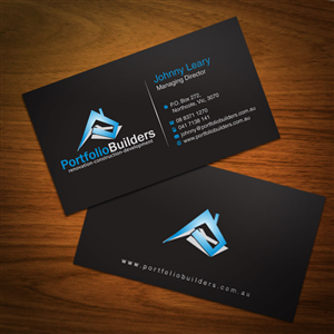 108 Modern Professional House Business Card Designs for a House