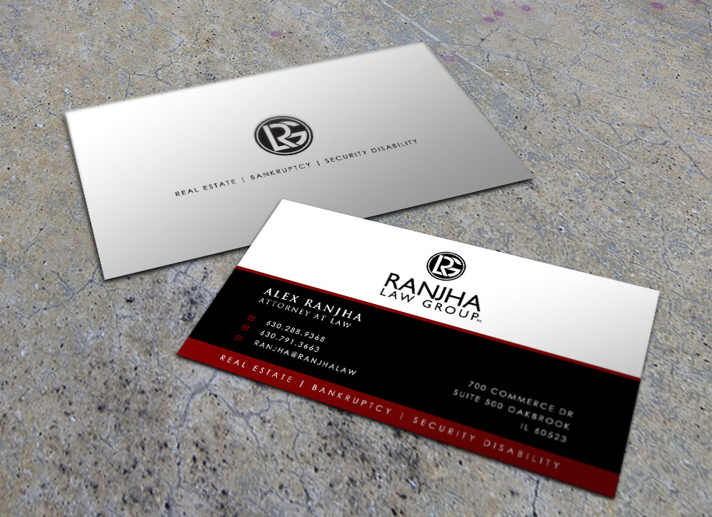 Business Card Design for Alex by Eggo May P | Design #3841186
