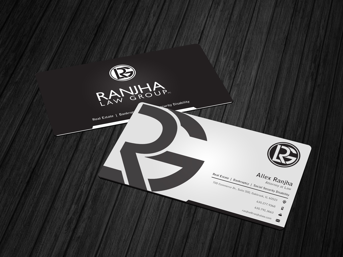Business Card Design by Sumanjung