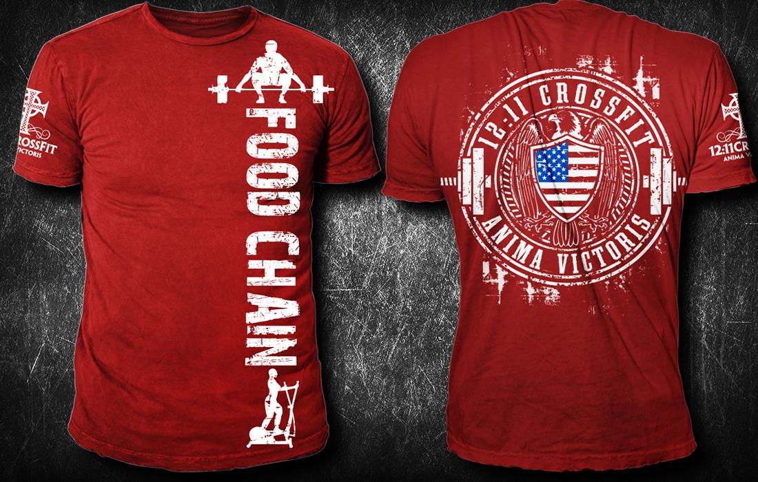 T shirt design for clinton horinek by jonya design 3858952 for Tee shirt design companies