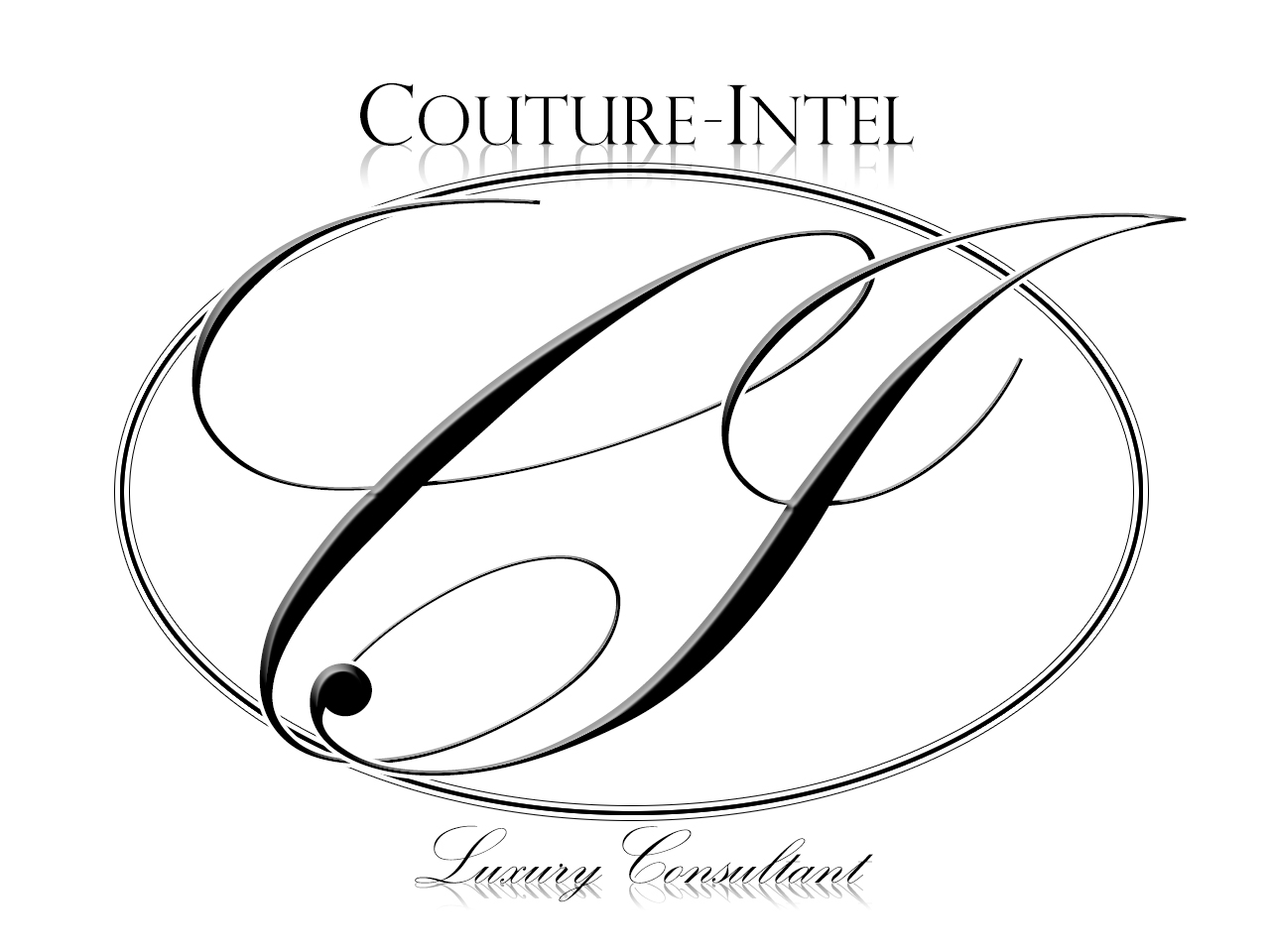 business logo design for couture intel by swirl designs design Intel Animation business logo design for a pany in australia design 3891114