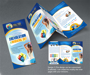 Flyer Design by Artoonz - TRI Fold FLYER DESIGN