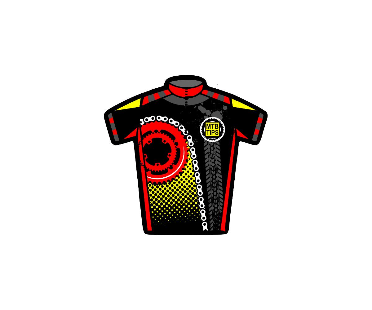 Bold modern t shirt design for mtbtips dot com by noedom Design t shirt australia
