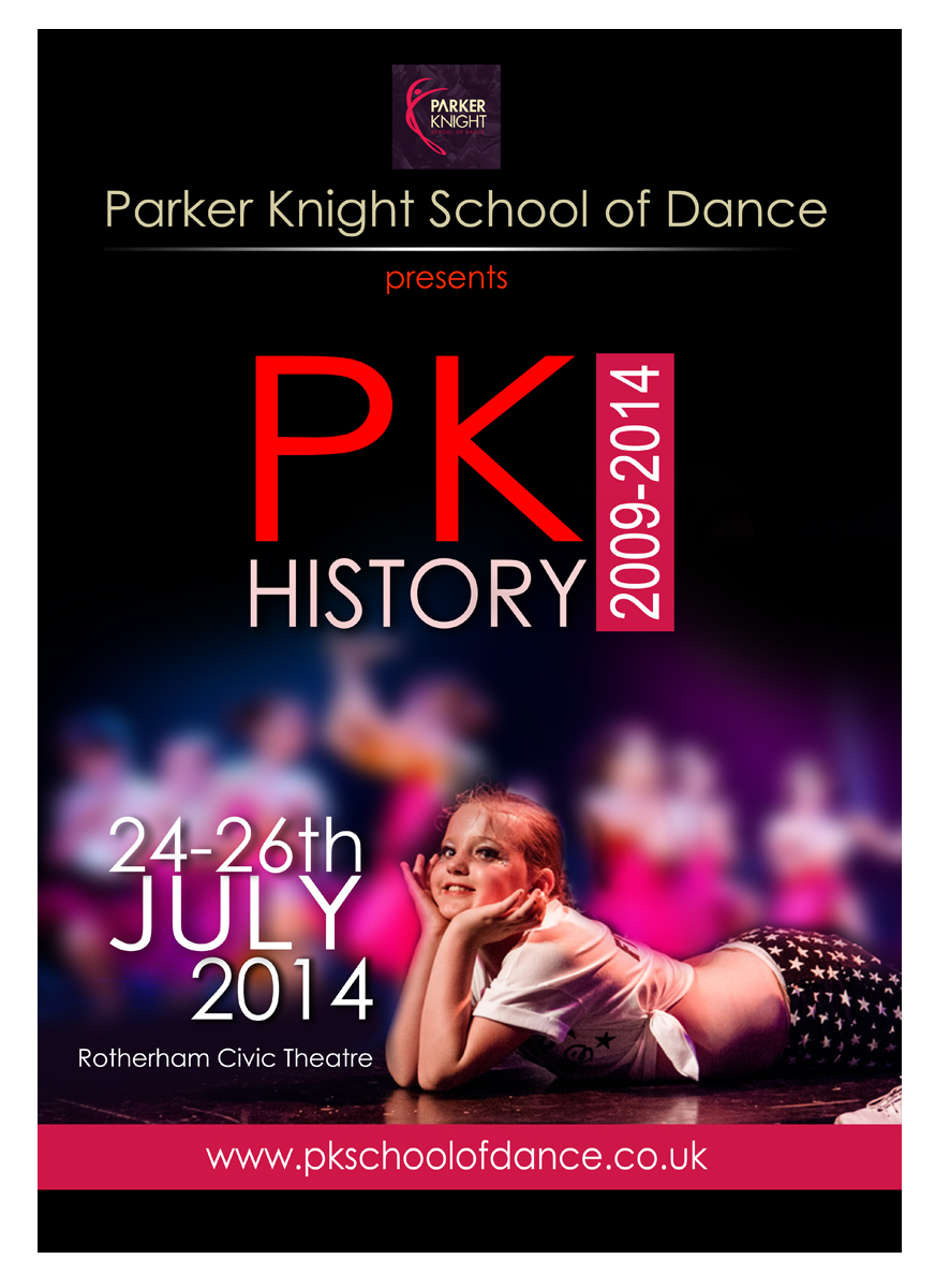 poster design for parker knight school of dance by satyajit sil creations - Poster Design Ideas
