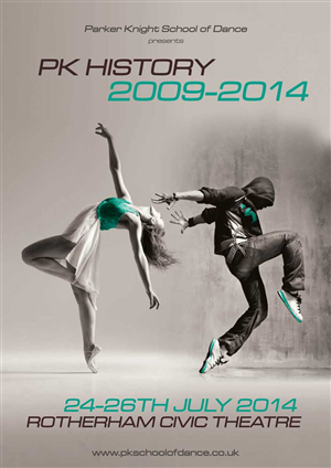 Dance Studio Poster Design Galleries for Inspiration