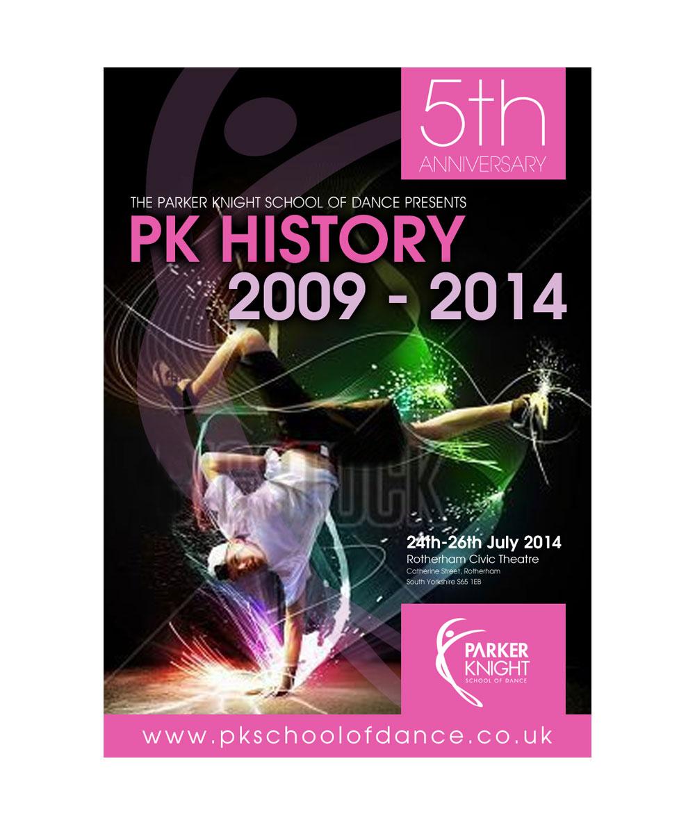 Poster design history -  Poster Design For Dance School Theatre Show History