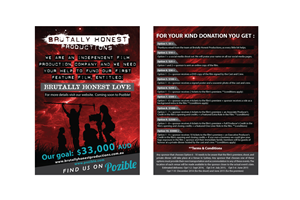 Flyer Design by hunGarry - Pozible Crowdfunding Campaign Needs a Flyer Design