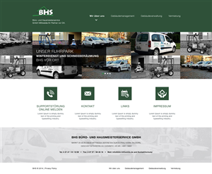 Web Design by Black Stallions Impressive Solutions