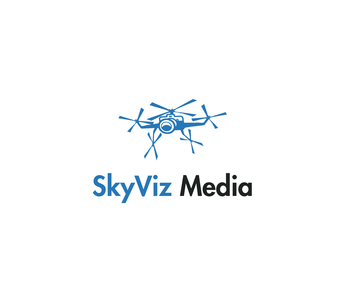 Logo Design By Amenajari Tv For Drone Aerial Photography Business Needs A