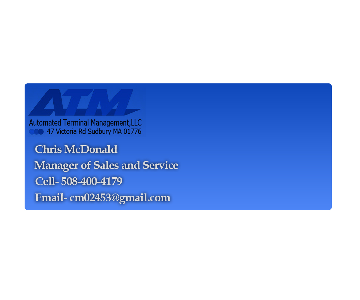 Business business card design for express atm northeastinc by olly business business card design for express atm northeastinc in united states design 3855408 reheart Choice Image