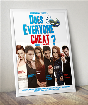 Poster Design by RedOne22 - Movie Poster for a Comedy Drama